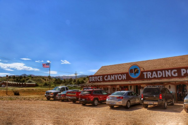 Bryce Canyon Trading Post - Scenic Byway 12