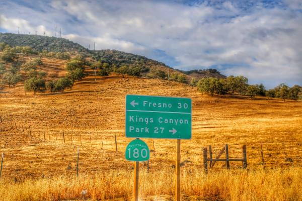 California 180 - Kings Canyon Park