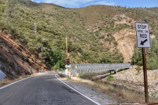 California State Route 140 aardverschuiving