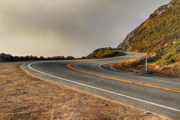 Highway One California reisverslag