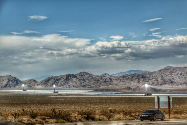 Interstate 15 Ivanpah Solar Project