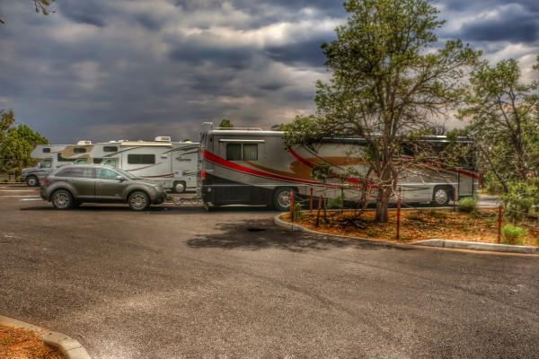 Met de Camper naar Grand Canyon
