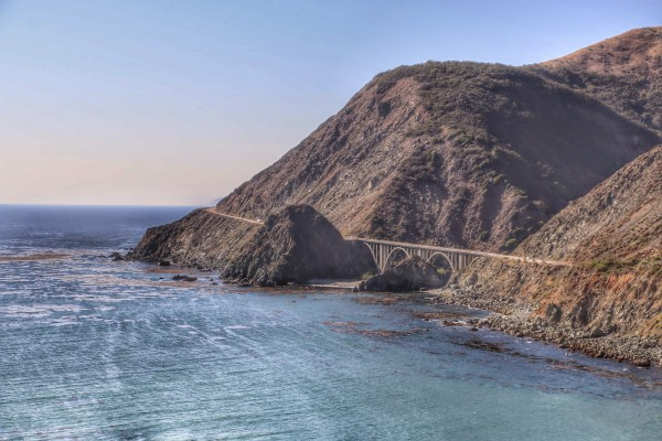 Reisverslag roadtrip Highway 1 california