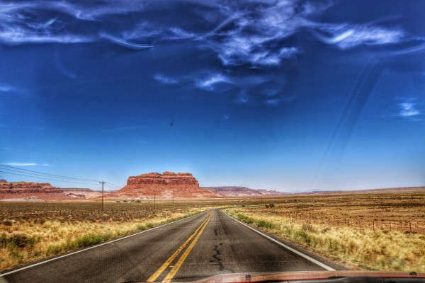 U.S. Route 163 Monument Valley