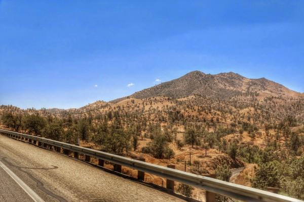 Van Yosemite naar Las Vegas