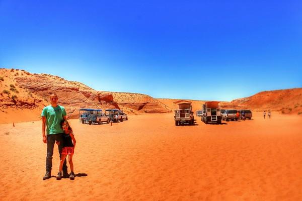Antelope Canyon rondleiding