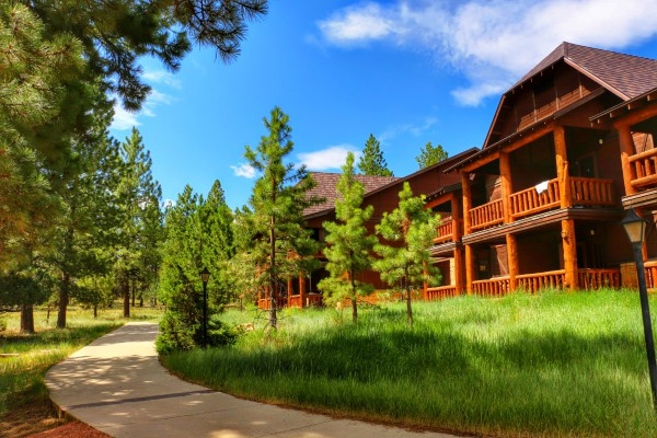 Bryce Canyon Lodge logeren in het park