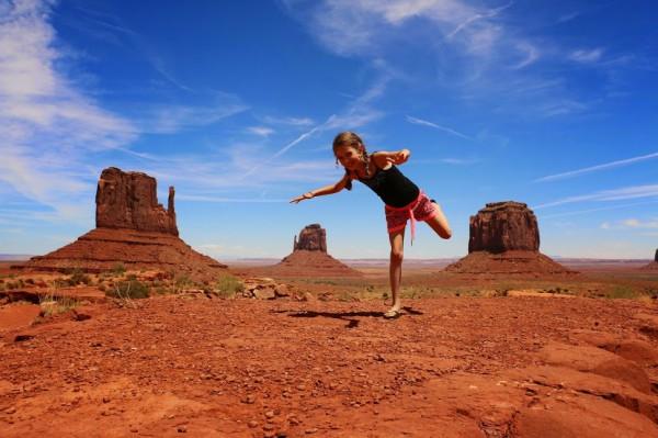 Monument Valley - Amerika met kinderen