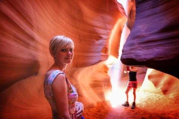 Reisverslag bezoek Antelope Canyon
