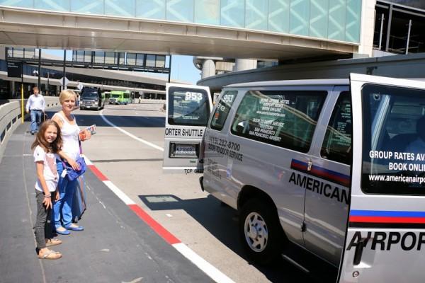 Airport Shuttle San Francisco