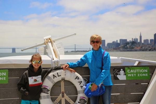 Alcatraz Island Cruize