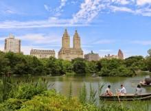 Central Park vijver