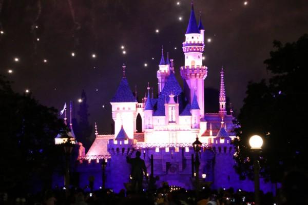 Disneyland Anaheim kasteel