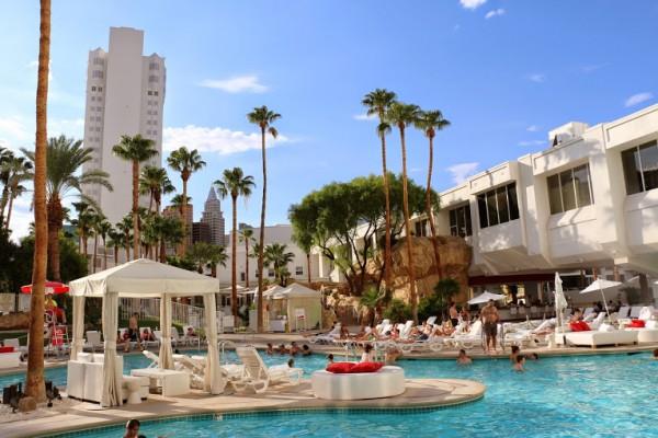 Las Vegas hotel met zwembad