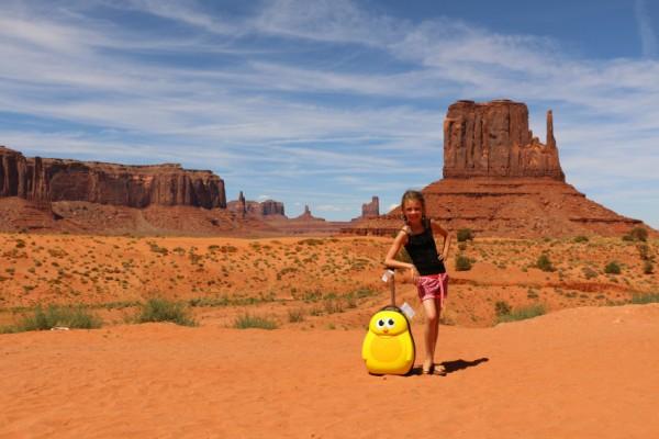 Monument Valley - met kinderen naar Amerika