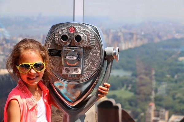Rockefeller observation deck