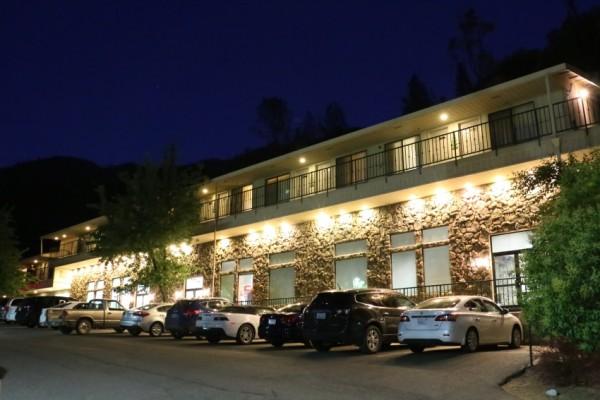 Yosemite National Park Cedar Lodge