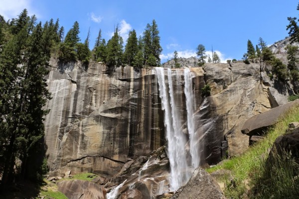 Vernal Fall Yosemite