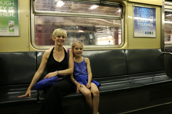 De Metro in New York nemen
