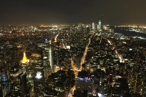 Empire State Building beste tijdstip