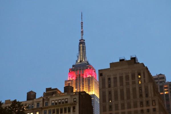 Empire State Building bezoeken