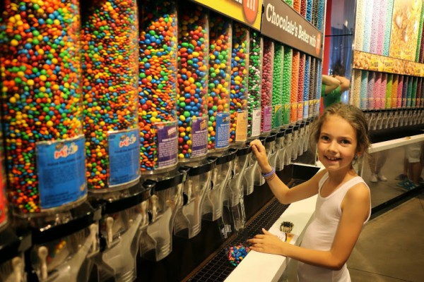 M&M store New York foto