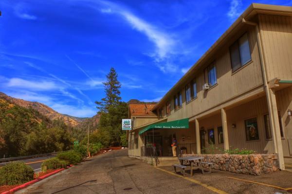 Cedar Lodge El Portal Yosemite National Park
