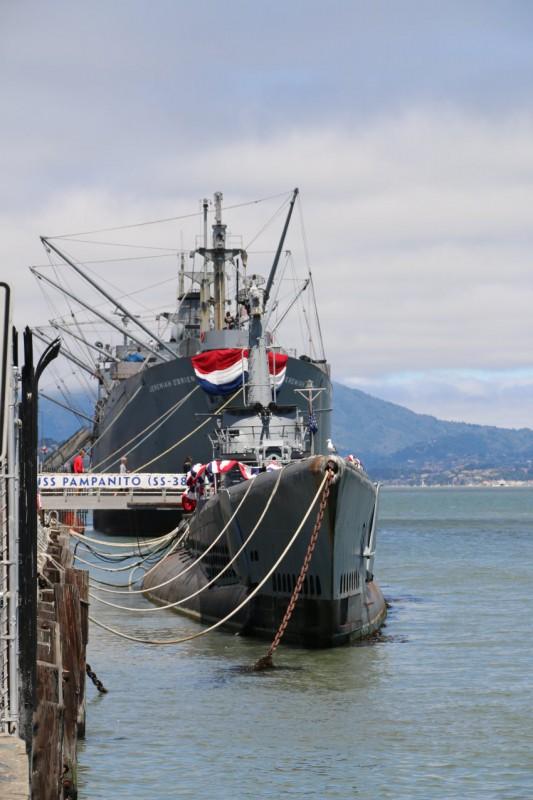 Reisverslag San Francisco USS Pampanito