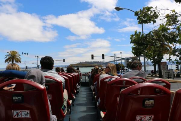 Reisverslag San Francisco hop on hop off