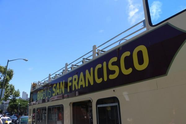 San Francisco Big Bus
