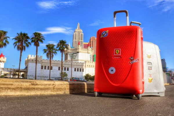 Bagage meenemen naar Las Vegas