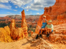 Bryce Canyon Wandeling
