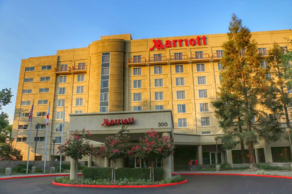 Hotel Marriott Visalia