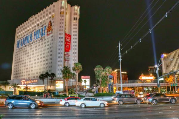 Hotel Tropicana Las Vegas ervaringen