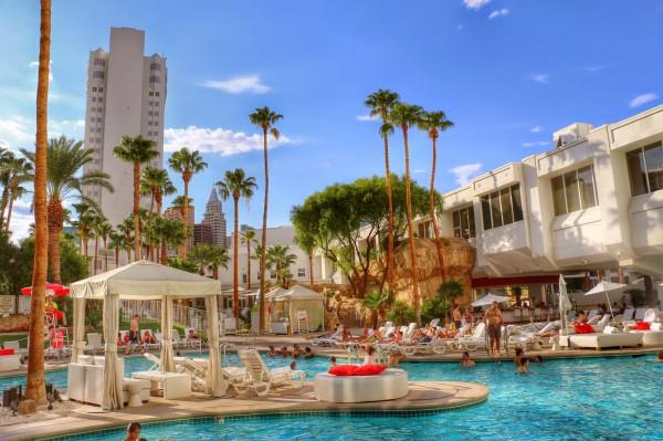 Hotel Tropicana Las Vegas zwembad