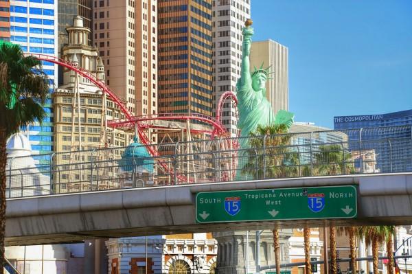 Interstate 15 Las Vegas