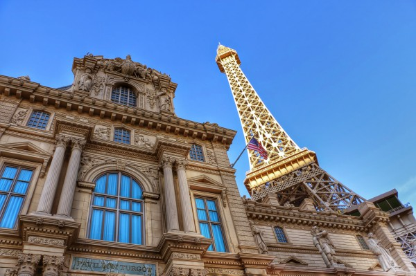 Las Vegas Eiffeltoren
