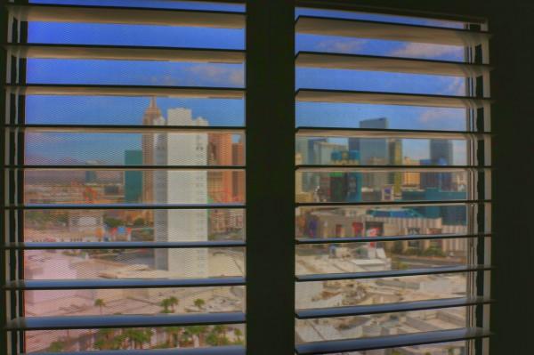 Las Vegas ochtend