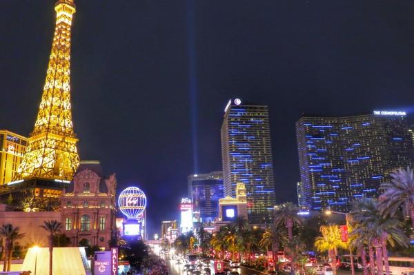 Las Vegas reisverslag