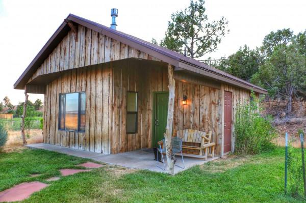 Zion Mountain Ranch huisje