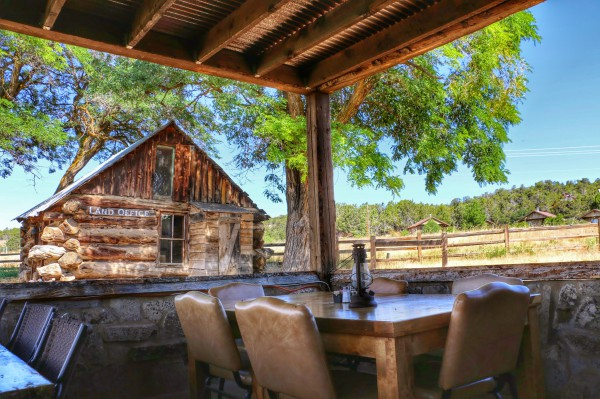 Zion Mountain Ranch restaurant
