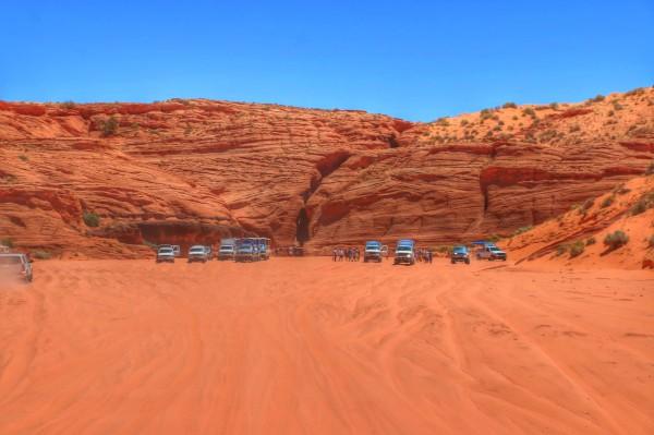 Antelope Canyon Tours Excursie