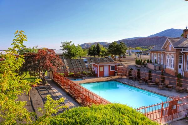 Cedar City hotel met zwembad