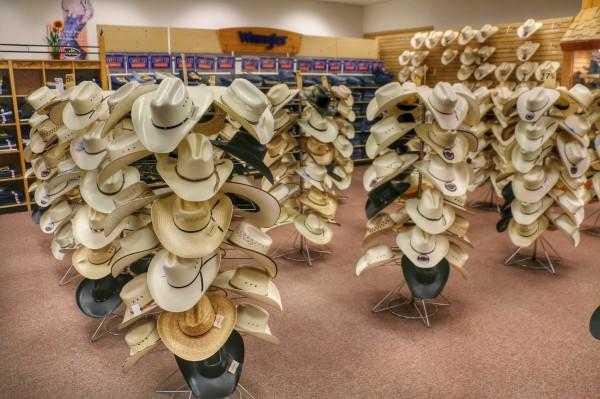 Cowboy hoed kopen in Amerika