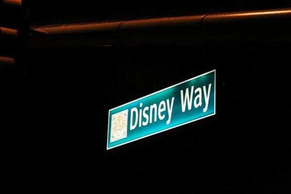Disney Way Anaheim