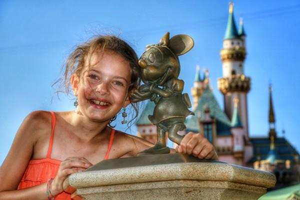Disneyland Amerika met kinderen