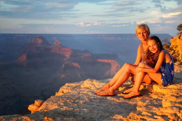 Grand Canyon uitzichtpunt