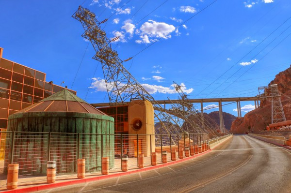 Hoover Dam bezoeken