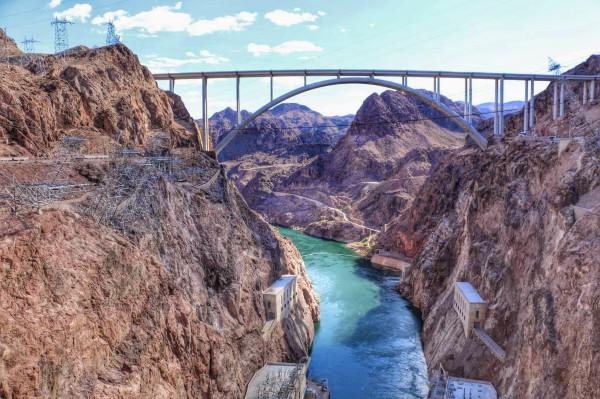Hoover Dam brug
