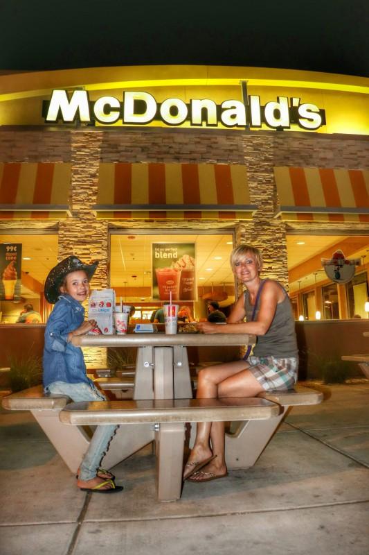 McDonald's Page